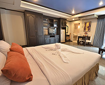 Deluxe (28 - 30 sq.m.) 5 Rooms